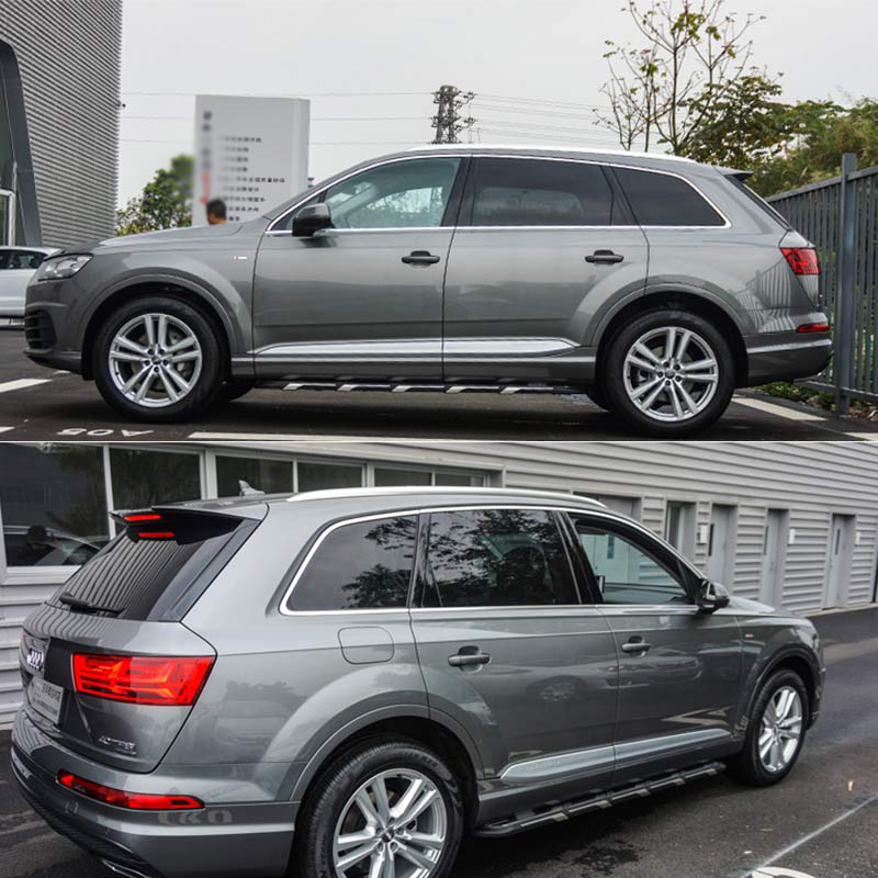 New Fit For Audi Q7 Side Step 2016 2017 2018 Nerf Bar