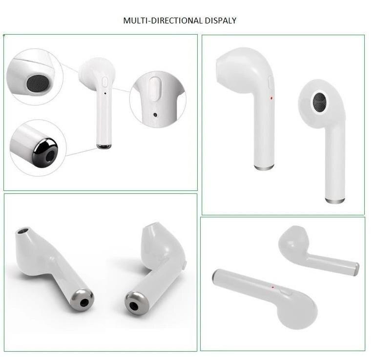 TWS Bluetooth наушники Handfree гарнитура беспроводные наушники спортивные беспроводные наушники стерео fone Auriculares с зарядной коробкой