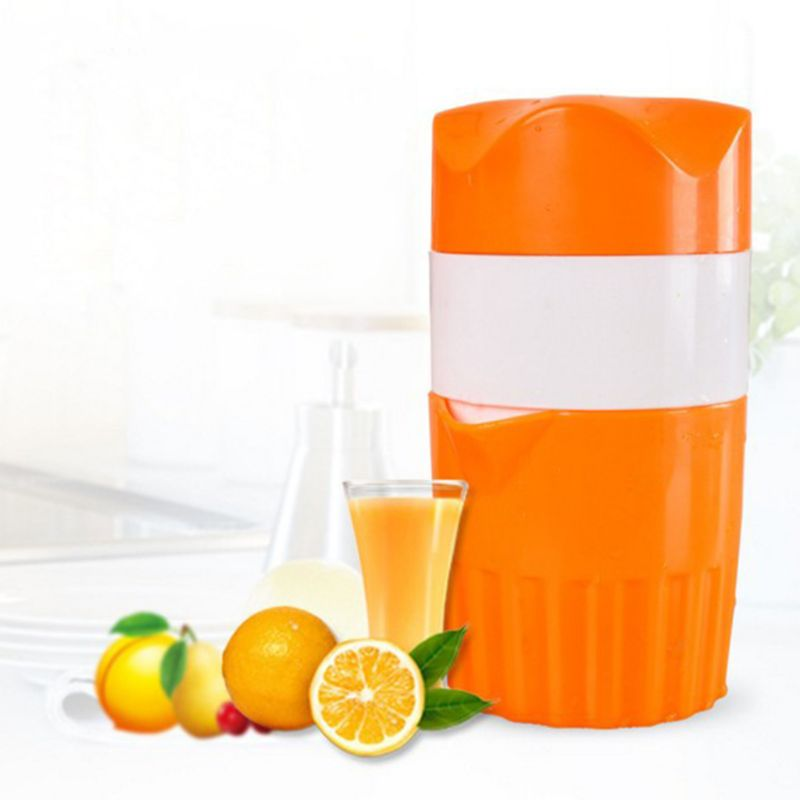 Portable Juicer Orange Lemon Mini Squeezer Original Fruit Juice Maker For Household