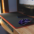 2016 Nuevo Borde de Bloqueo 60x30cmx3mm Gamer Mouse Pad Grande Mousepad 3D Ratones Gaming Mouse Pad Mat para los CF LOL CSGO Gamer