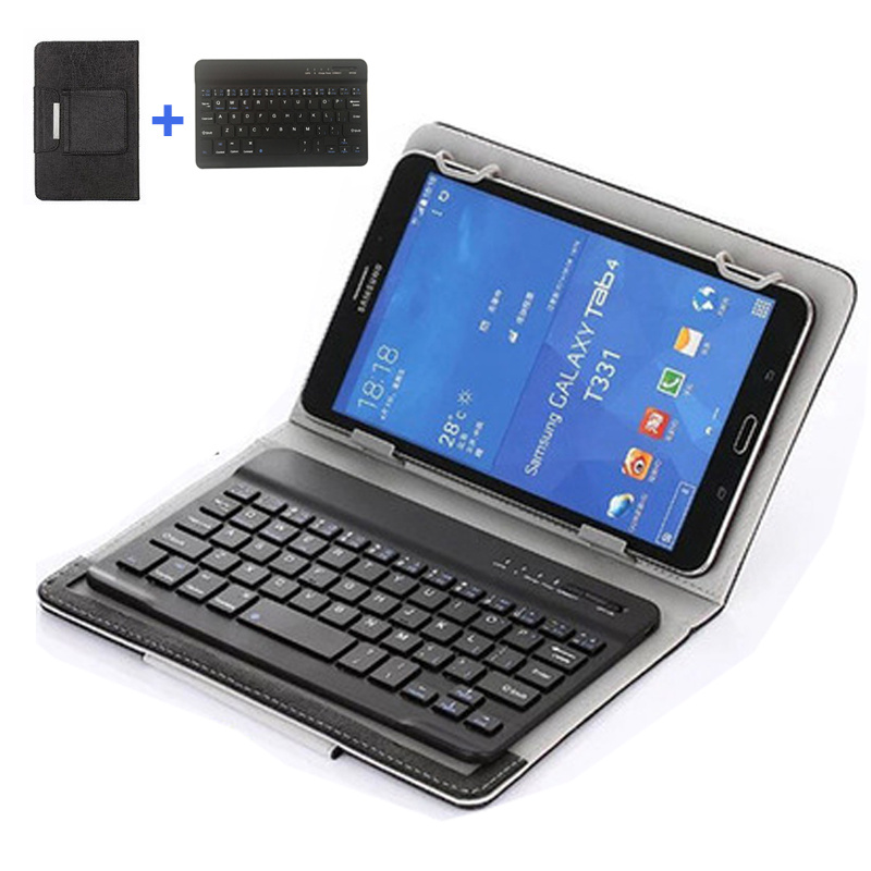 Slim Portable Bluetooth Wireless Keyboard Universal Mini Keyboard Case For Tablet Laptop Smartphone IPad Support IOS Android