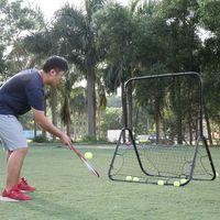 Футбол Бейсбол Training цель упражнения y образный Stander отскок целевой сети сетки Спорт на открытом воздухе Развлечения высокое качество