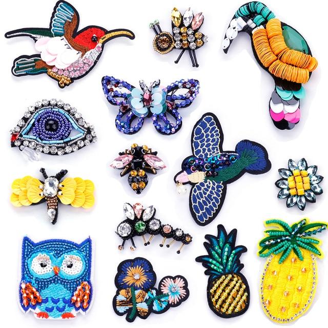 Allyes Chic Дизайн богемный Броши для Для женщин Товары для птиц и цветок и насекомых Би Лебедь Украшенные стразами Шпильки брошь зима Ювелирные изделия