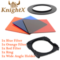 KnightX Camera nd Filter Kit for Canon Nikon D7100 D5500 D5300 D5200 D5100 Digital Camera Lenses ring Cokin P Serie 52 55 77 82
