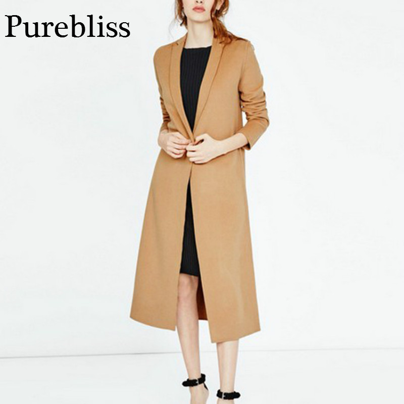 info for c4ee3 57a74 Lana Lana Lana Cappotti Donne Inverno Lungo Purebliss ...