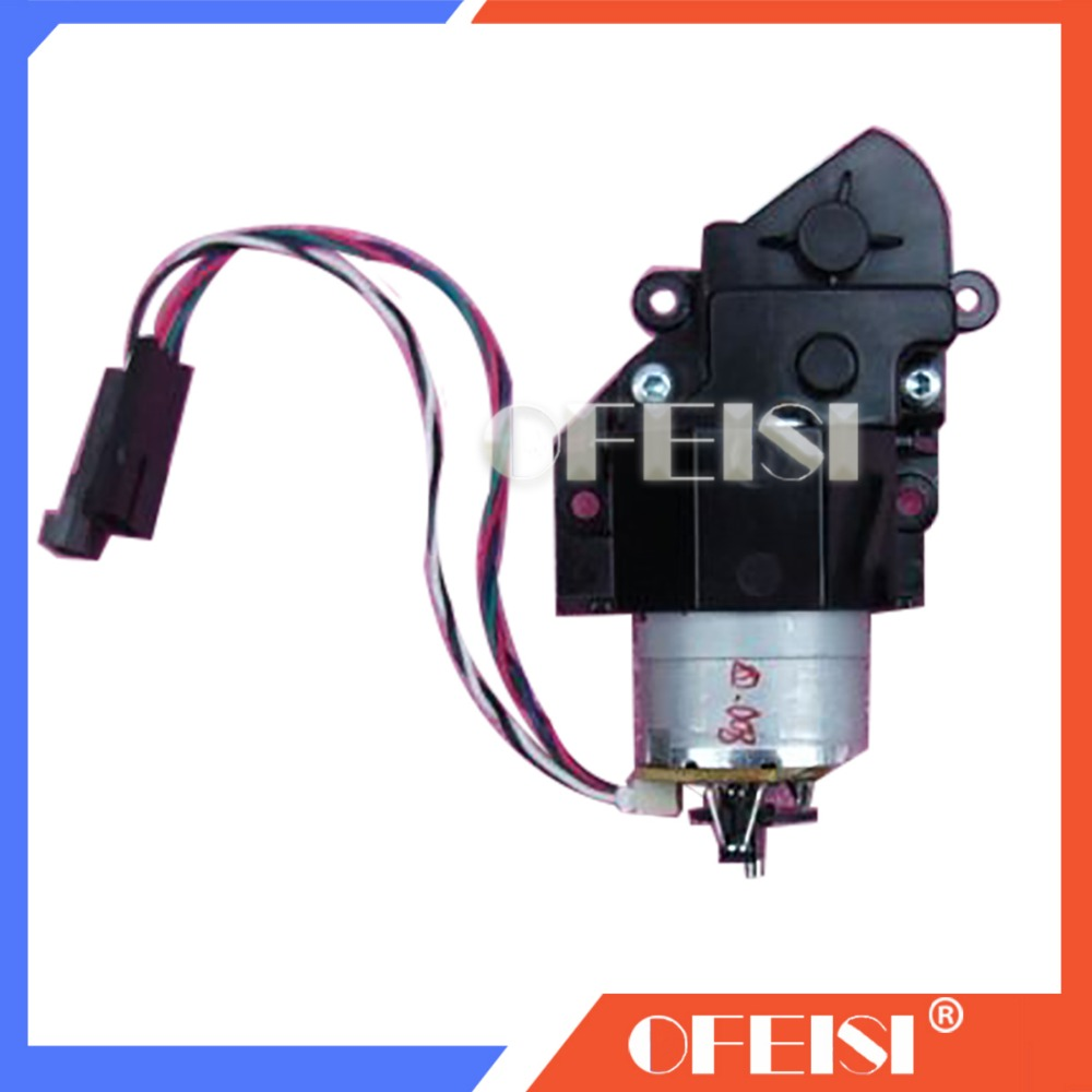 Original CR357 67010 Fit For HP Designjet T920 T1500 T2500 Star Wheel Motor NEW ink printer plotter parts|Printer Parts| |  - title=