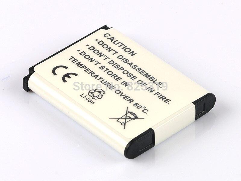 Аккумулятор для Olympus FE-250 FE250 FE-280 FE280 FE-290 FE290 FE-300 FE300 FE-320 FE320 FE-330 FE330 FE-340 FE340 FE-350 FE350