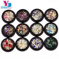 12 variétés de pierre Nail art Décoration d'ongles Bella Risse https://bellarissecoiffure.ch/produit/12-varietes-de-pierre-nail-art/