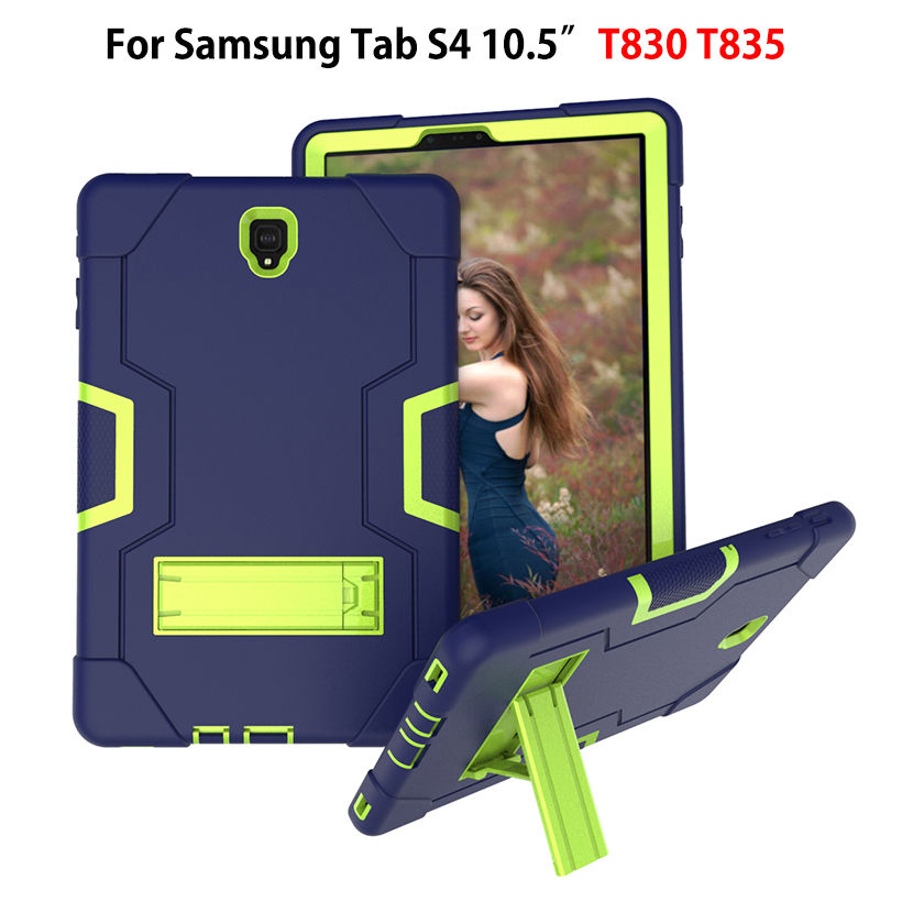 Case For Samsung Galaxy Tab S4 10.5 T830 T835 SM-T830 SM-T835 10.5