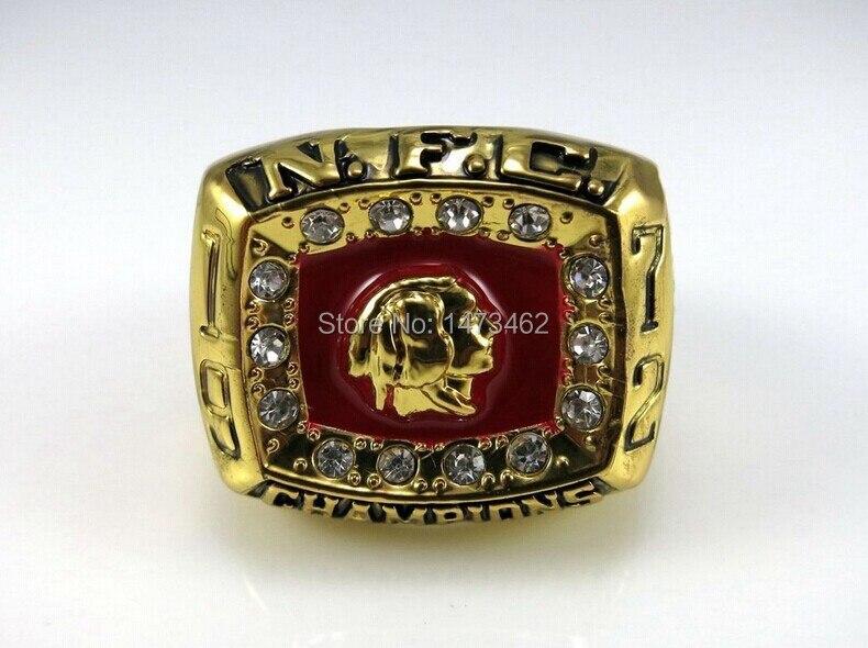 Washington Redskins Super Bowl Ring