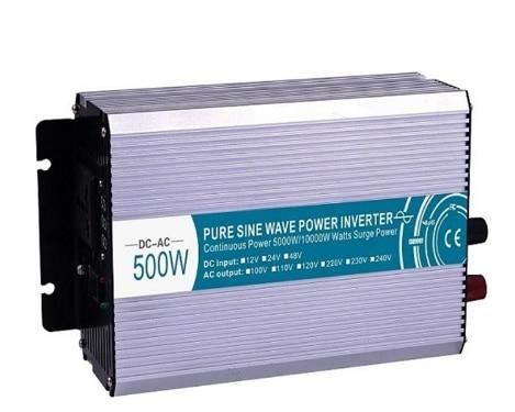 ZPX-500W DC/AC 500W 12v/24v/48v pure input sine wave power inverter to110v 220v 230v  50/60hz inverterZPX-500W DC/AC 500W 12v/24v/48v pure input sine wave power inverter to110v 220v 230v  50/60hz inverter
