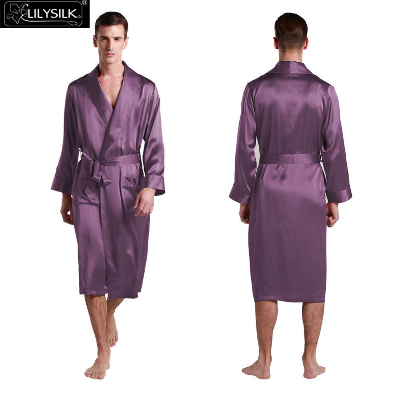 1000-violet-22-momme-lapel-collar-long-silk-dressing-gown