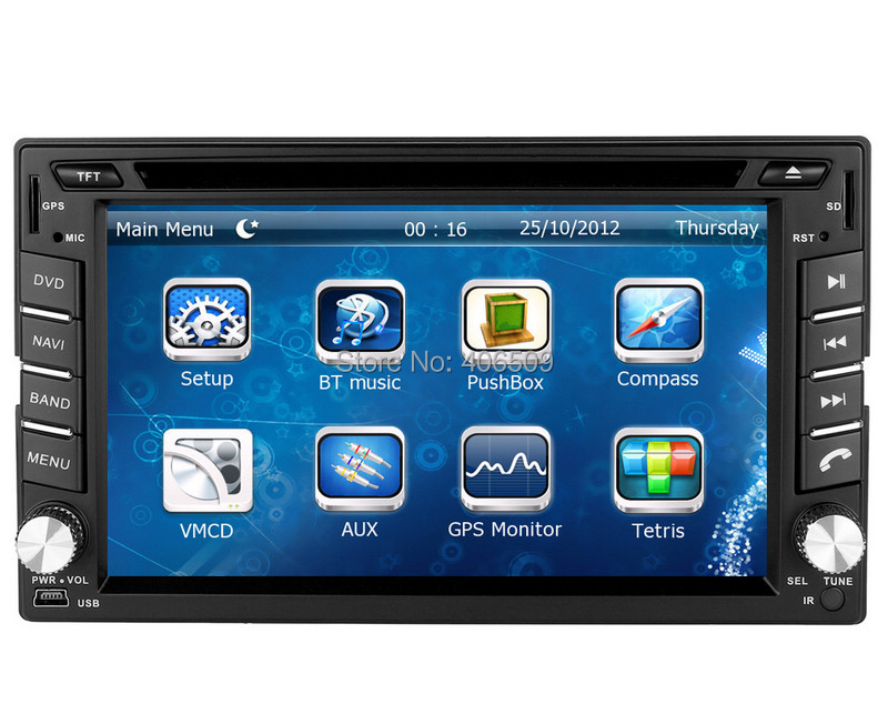 2din Car Dvd Player For Hyundai Tucson Elantra Sonata