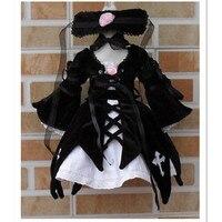 7 adet/takım Suigintou BJD Doll Için Bjd bebek Aksesuarları, 1/4 1/6 Bebek Giysileri Seçim Için Boyutları