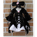 7pcs/set BJD Doll Accessories For  Suigintou BJD Doll, 1/4 1/6 Doll Clothes Sizes For Choice