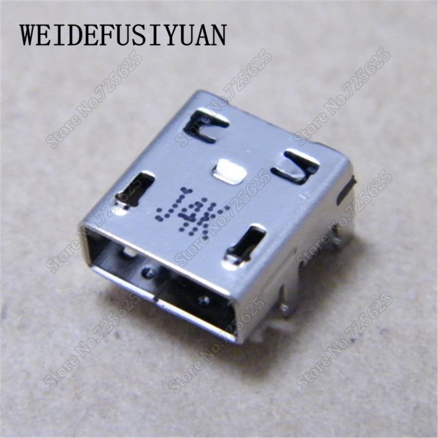New DC Power Jack Port Connector Charging Socket Replacement For Asus EEEBook X205 X205T X205TA X205TAW E205SA E200HA dc power jack port socket connector for asus eee pc eeepc x101 x101h x101ch r11cx