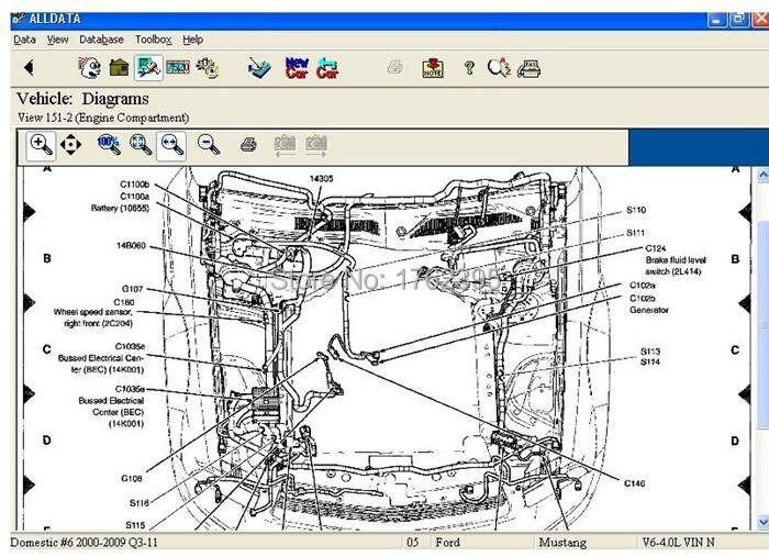Alldata 2016 version All data V10.53 R and Mitchell 25 car repair ...