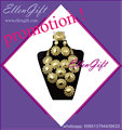 Promotion DHL Free Shipping High Quality African Fashion Jewelry Set AJS4291