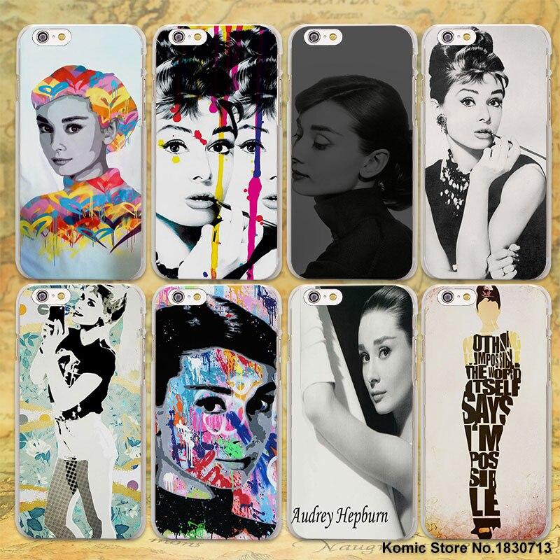 phone case iphone 7 plus audrey hepburn