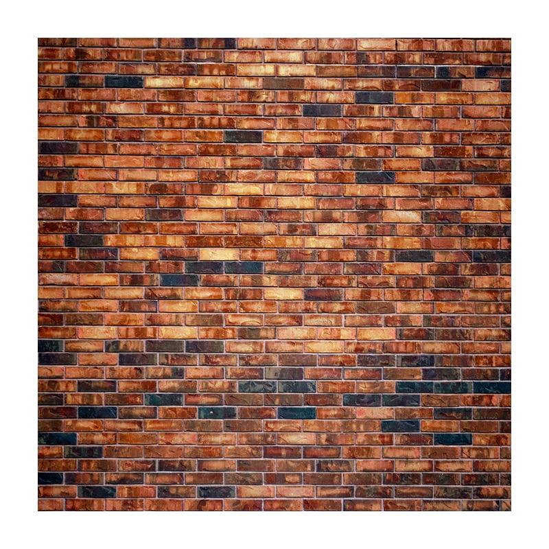 ФОТО free shipping vinyl backdrop photography background brick wall backdrop  10X10ft  F-1569