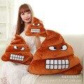 Super Clássico Emoji Merdas Cocô Boneca de Pelúcia Presentes de Natal Brinquedos de Pelúcia Bonito Presente Engraçado Plush Pillow Cojines Frete Grátis