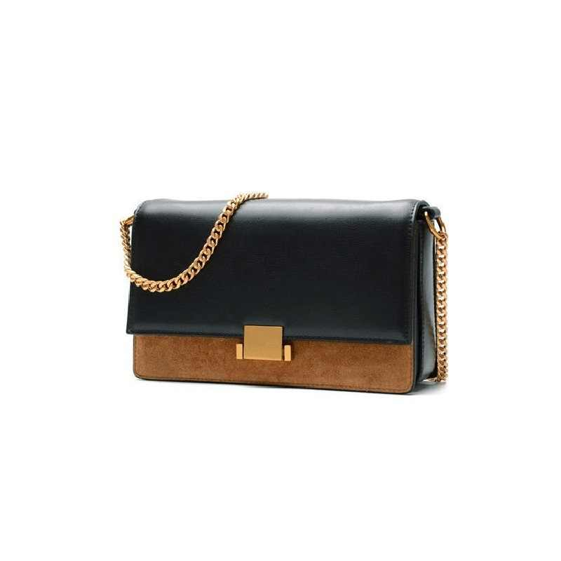 ce5985b367d5 ... Luyo Fashion Genuine Leather Suede Luxury Ladies Handbags Brands Women  Messenger Bags Designer Clutch Vintage Small ...