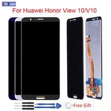 5.99 Original For Huawei Honor V10 View 10 BKL-L09 BKL-AL00 BKL-AL20 BKL-L04 LCD Display Touch Screen Digitizer Assembly Tools