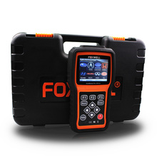 Universal Automotive Scanner Engine ABS SRS Airbag Transmission Reset Foxwell NT414 Four System Diagnostic Scan Tool Spanish