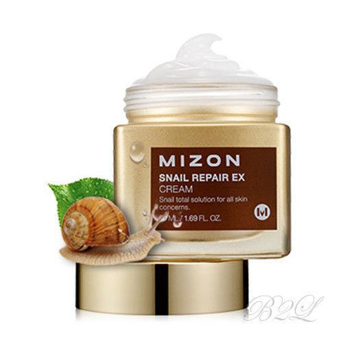 MIZON Snail Repair EX Cream 50ml / 1.69 fl.oz. adidas 50ml