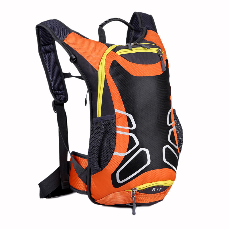 HOT2017 Outdoor Men women Breathable Nyon waterproof Climbing Sport backpack cycling camping Hiking Internal Frame bike stuff