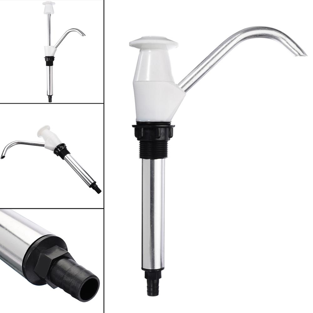 Replacement Caravan Sink Water Hand Pump Outdoor BBQ Faucet Tap Camping Trailer Motorhome Rv 4wd Accessories