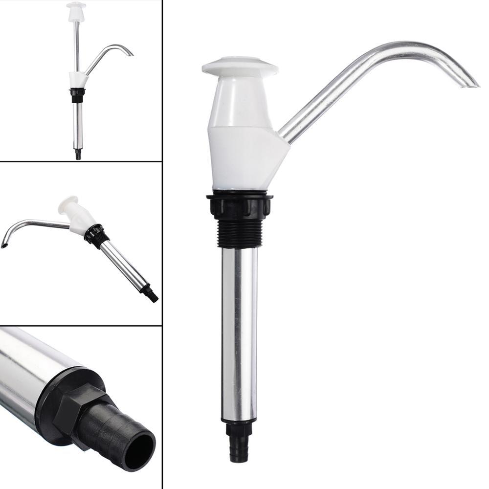 Replacement Caravan Sink Water Hand Pump Outdoor BBQ Faucet Tap Camping Trailer Motorhome Rv 4wd Accessories