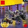 Lepin 07082 584pcs Models Building Toy Building Blocks Compatible With Lego 70915 Super Hero Batman Double