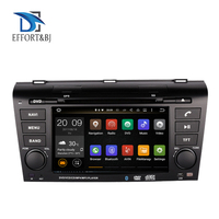 Android 9.0 Octa Core 4GB RAM Car PC DVD Head Unit with Bluetooth For Mazda 3 2004 2009 Radio Stereo Wifi Car GPS Navigation