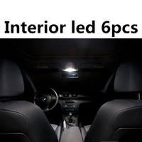 12pcs X Free Shipping Error Free LED Interior Light Kit Package For BMW E82 1 Series