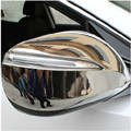 ABS Chrom rückspiegel abdeckung Trim/rückspiegel Dekoration Für 2013 Hyundai Santa Fe ix45