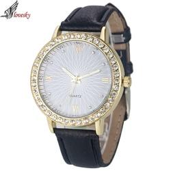 2016 fashion luxury brand watch women leather quartz ladies watches hour montre femme relogio feminino crystal.jpg 250x250