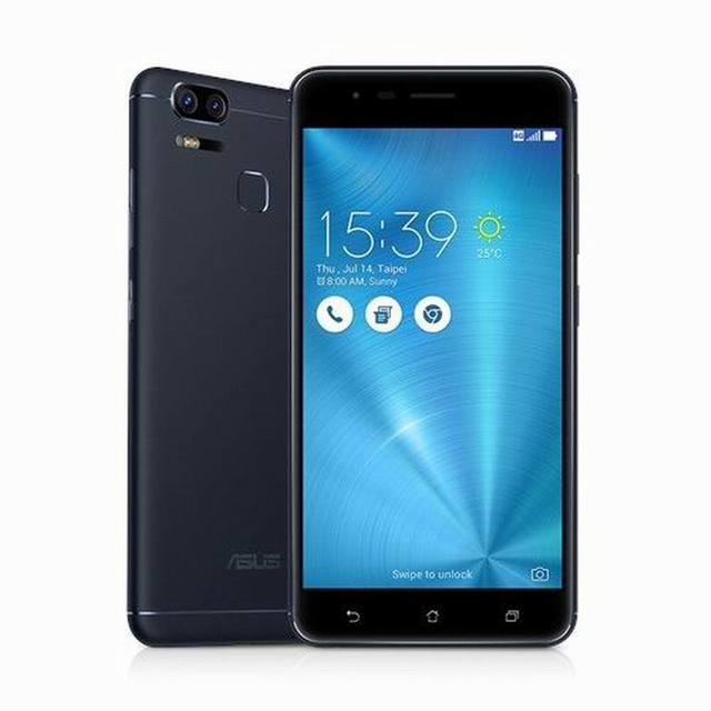 "ASUS Zenfone 3 Zoom ZE553KL smartphone dual 12MP 2.3x opical zoom camera 4GB RAM 128G RAM 5.5"" AMOLED FHD Snapdragon625 5000mAh"