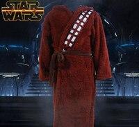 ستار wars chewbacca رداء حمام البشكير عباءة عباءة الرأس تأثيري