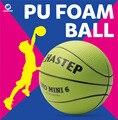 15cm6Inch Mini Baloncesto Pelotas de Juguete para Niños y Niños de 100% No tóxicos Materiales de Espuma De Poliuretano Suave Sin Cámara De Aire de Seguridad para Niños