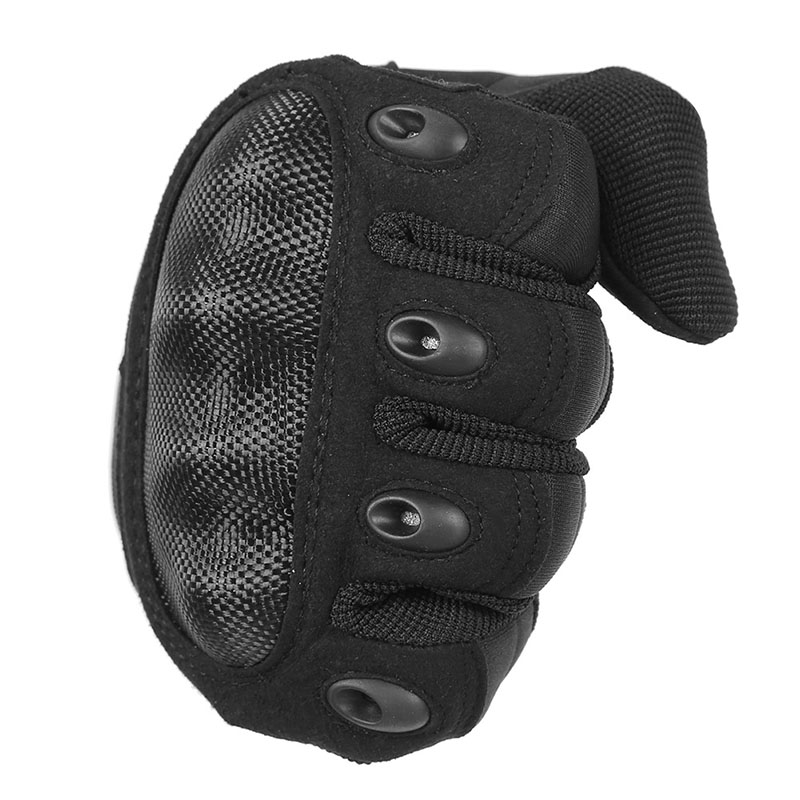 Outdoor Touch Screen Tactical Gloves Military Paintball Shooting Anti Skid Rubber Hard Knuckle Full Finger Gloves Cycling Glove in Cycling Gloves from Sports Entertainment