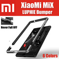 Mi Смешивания Pro Оригинальный LUPHIE Удивительный Алюминий Металлический Каркас Чехол для Xiaomi смешивания бампер Сильный Броня Границы CDQ64XM