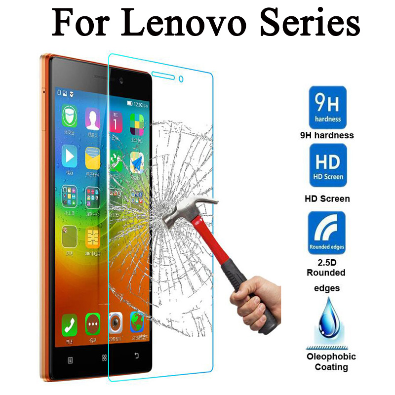 2.5d 9h Screen Protector Tempered Glass Film For Lenovo K3 Note P780 S60 S90 S850 A536 A328 A2010 A6000 A7000 Vibe P1 P1m X2 50% OFF