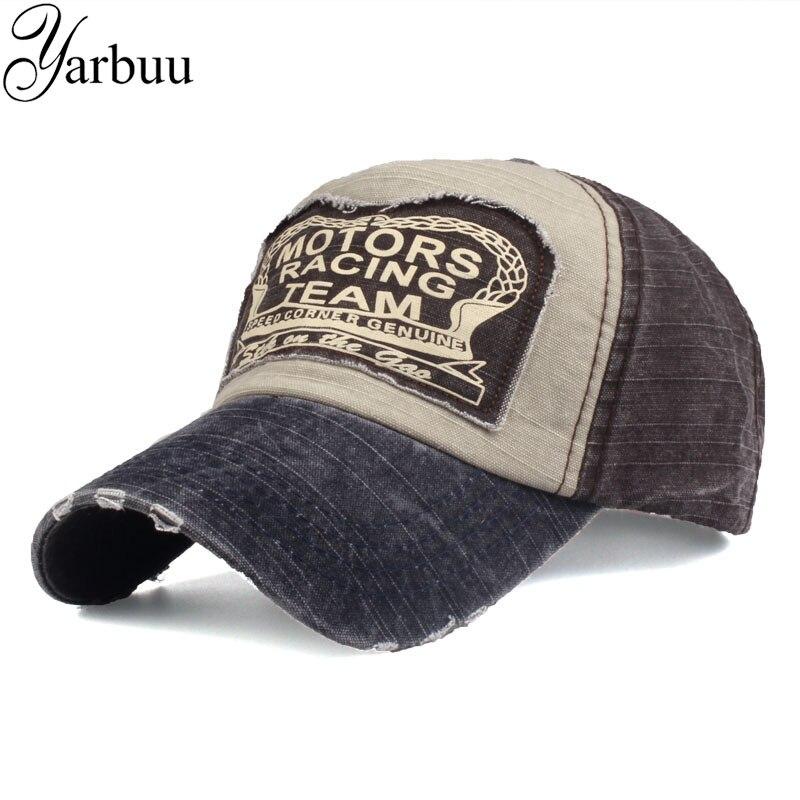 8dcea56baaa  YARBUU  Baseball Caps 2017 New fashion high quality Unisex Brand Snapback  Hat Golf cap Bone gorras Man and Women cap hat-in Baseball Caps from  Apparel ...