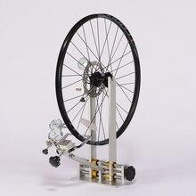 Juego de rueda de bicicleta profesional, herramientas de Reparación de Bicicletas BMX, ajuste de rueda