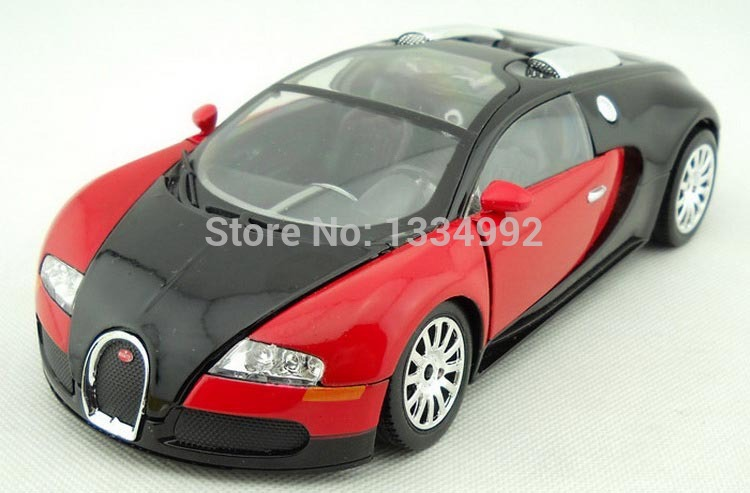new car toy for children 124 scale bugatti veyron sports car super cool racing
