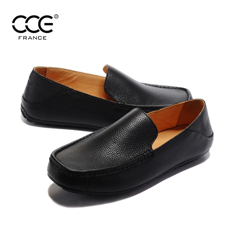 Casual Cómodo 6477 Black Hombre Moda Guisantes Mocasines Zapatos 2016 coffee Zapatos Nuevo Encaje Cce Primavera Verano PXwqn4