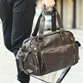 Hot Selling High Quality PU Men's Handbags Tide Male Messenger Bag Travel Waterproof Breathable Men Single Shoulder Bag B306