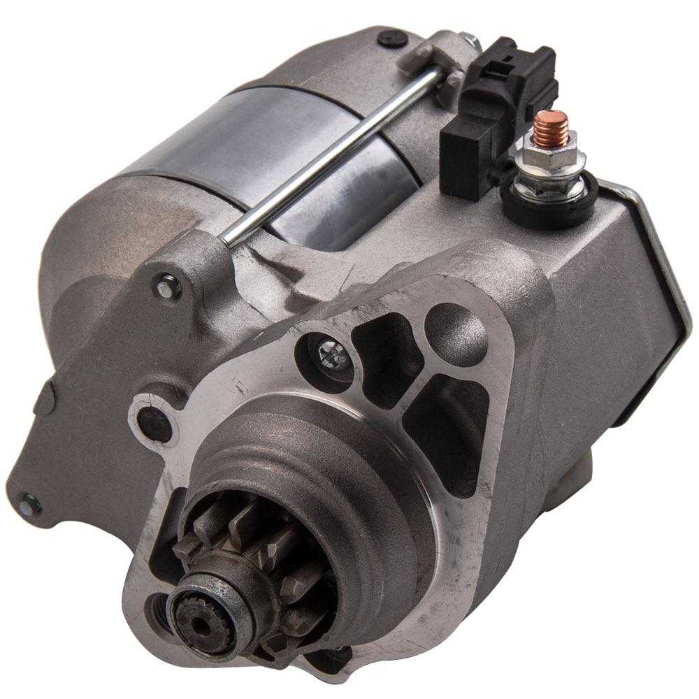 Starter Motor For Toyota Landcruiser 70 80 100 Series Fzj70 75 Fzj80 1992 4runner Fzj78r Fzj100 105 1fz Fe 45l In Starters From Automobiles Motorcycles On
