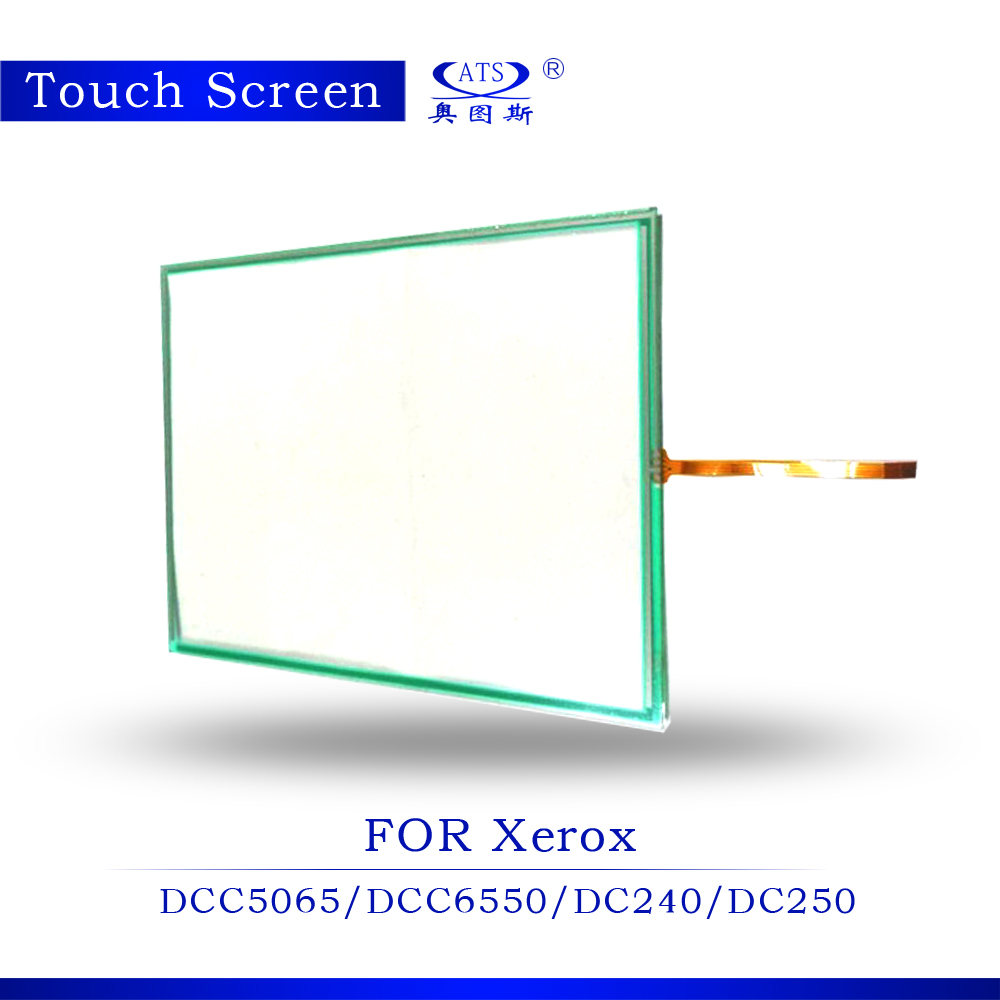 цены  1X High Quanlity Photocopy machine Touch Screen For Xerox DCC 5065 6550 DC 240 250 Copier parts DCC5065 DC240 touch screen panel